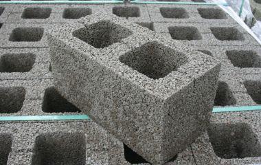 Разновидности и назначение строительных блоков