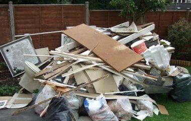 Как вывезти мусор после строительства и ремонта