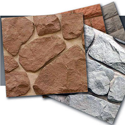Варианты облицовочного камня