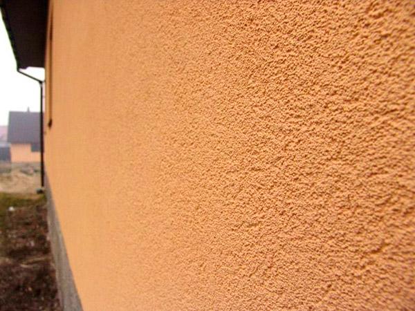 Покраска и шпаклевка фасада цена